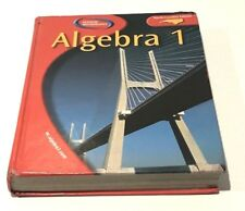 Algebra 1 North Carolina Edition Hard Cover