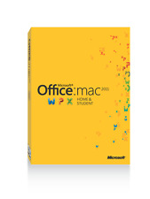 Office Mac 2011 Home and Student 3 User Life Time Licence Family Pack 3 Macs New