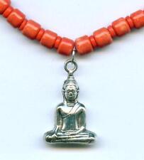 Halskette Buddha  Necklace Gautamo Meditation Buddhismus