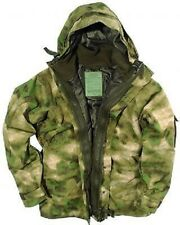 Us Ecwcs Cold wet weather humedad protección Parka Army W Fleece chaqueta miltacs FG Small