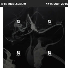 BTS Wings Album I Version Without Photocard