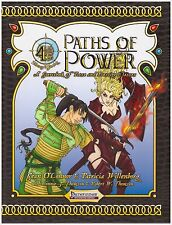 4 Winds - (Pathfinder) Paths of Power - Softcover Sourcebook - New