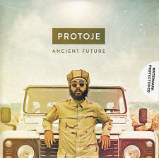 PROTOJE Ancient Future 2015 UK 11-trk promo CD sealed Mr Bongo