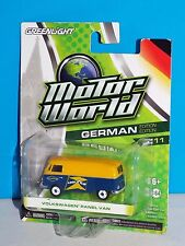 GreenLight Motor World German Series 11 Volkswagen Panel Van GOODYEAR
