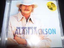 ALAN JACKSON Very Best Of Greatest Hits (Gold Series) (Australia) CD – New