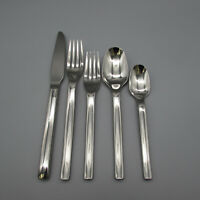 Oneida Stainless Flatware VECTRA 5pc Place Setting USA