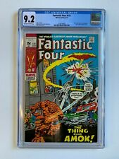 FANTASTIC FOUR #111, Marvel Comics, CGC 9.2 grade, off-white to white pages