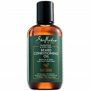 Shea Moisture Men Maracuja - Shea Oils Beard Conditioning Oil 3.2 oz ( 6 PACK )