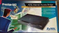 ZYXEL ADSL INTERNET ACCESS BRIDGE PRESTIGE 642