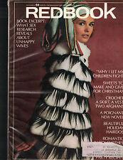 Redbook Magazine November 1969 Lt Susan Schnall Nita Regnier Glenn Meeter