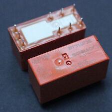 2 STK. RELAIS RT314F36 250VAC 16A SCHRACK 36VDC 1 WECHSLER BISTABIL