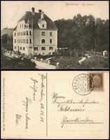 Ansichtskarte Pfarrkirchen Partie am Rentamt 1912