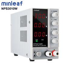 Minleaf NPS3010W Digital 300W Adjustable DC Switching Lab Regulated Power Supply