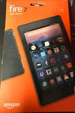 Amazon Kindle Fire HD 7 inch 8GB Tablet with Alexa 7th Generation