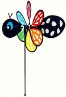 """Ground Decor BUTTERFLY Baby Spinner 12"""" W x 23"""" H x 17"""" D In The Breeze ITB-2800"""