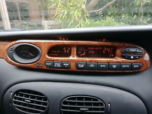 FORD AU FAIRMONT GHIA SERIES 1 CLIMATE CONTROL UNIT RECONDITIONED EXC COND