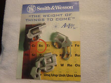 Smith & Wesson 'Weight of Things to Come' catalog