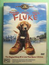 Fluke (DVD,1995 ) R4 - Matthew Modine - Dog Movie