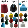 Easy Fit Large Modern Retro Domed Ceiling Pendant Shade Kitchen Lighting Lamp UK