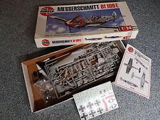 Airfix Messerschmitt Me 109 E Maßstab 1:24