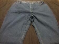 Ladies Lee Original Jeans 100%  Cotton Machine Wash Warm Size 18WP - Inseam 29