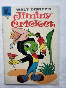 Walt Disney's Jiminy Cricket [#1] - Four Color #701 (May 1956, Dell) [VG 4.0]
