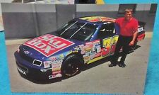 Dick Trickle NASCAR Winston Cup Sky Box postcard car #32
