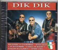 DIK DIK raro CD Omonimo Same 2005 fuori catalogo SIGILLATO