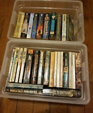 Lot of 31 Fantasy and Science Fiction Paperbacks