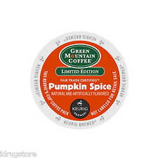 Green Mountain Coffee Pumpkin Spice K-Cups 96-Count