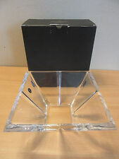 Rosenthal Crystal Square Cut Bowl with Box