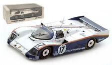 Spark 43LM87 Porsche 962C 'Rothmans' #17 Le Mans Winner 1987 - 1/43 Scale