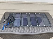 20 watt solar panel Foldable Perfect Works With Portable Power Station