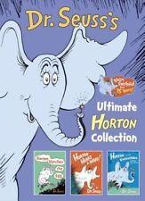 Dr. Seuss's Ultimate Horton Collection: Featuring Horton Hears a Who!, Horton Ha