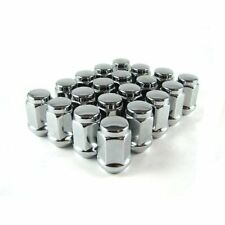 LUG NUTS BULGE ACORN 14x2.0 24 PIECES 14x2 FORD EXPEDITION NAVIGATOR F-150 NEW