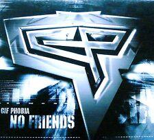 "12"" - GIF PHOBIA - NO FRIENDS (HARDCORE) MINT - LISTEN"