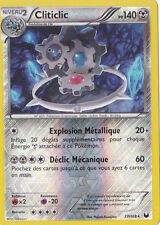 Cliticlic Reverse -N&B:Explorateurs Obscurs- 77/108 - Carte Pokemon Neuve France