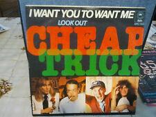 "cheap trick""i want you to want me""single7"".hol.epic:111.de 1979."