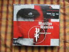 CD Gothic Marilyn Manson Personal Jesus MCD Interscope