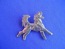 Chinese Crested Stylized Pewter pin #22Q Deco dog jewelry by Cindy A. Conter