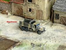 WW2 1:144 Scale Wargame Diorama US Army 2.5 Ton GMC 6x6 Military Truck NMT_423x