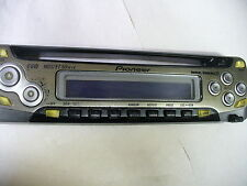 Pioneer DEH-1600 CD / MOSFET 50/4 Faceplate -Refund if not working-free shipping