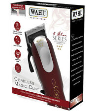 Wahl 5-Star Series Professional CORD / CORDLESS Magic Clip Clipper 8148