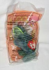 1999 Ty Teenie Beanie - Iggy the Iguana (Chameleon) - Unopened Package