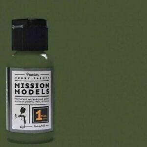 Mission Models MMP028 - Russian Dark Olive FS 34102 1fl.oz bottle