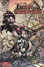 GRIMM FAIRY TALES , ESCAPE FROM WONDERLAND #4-COVER A