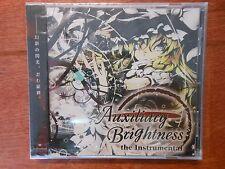 AUXILIARY BRIGHTNESS The Instrumental CD Touhou Doujin Soundtrack