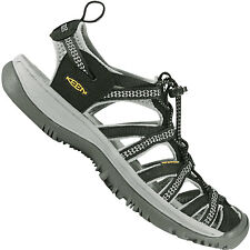 KEEN Whisper Women US 9.5 Black Sport Sandal Pre Owned UK 7 2307