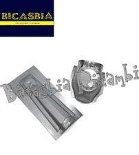 10961 - NASELLO COPRISTERZO LOGO ESAGONALE LAMIERA VESPA 125 GT SPRINT 150