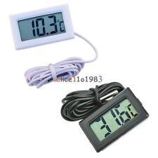 Termómetro Digital Lcd Para Refrigerador/Congelador/Acuario/Pecera Temperatura